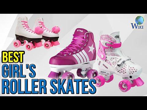 8 Best Girl's Roller Skates 2017