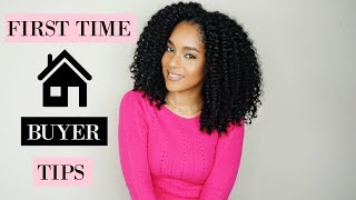 HOW TO BUY A HOUSE | TOP TIPS FOR FIRST TIME HOME BUYERS