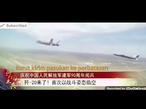 (BERITA TERKINI) KORUT kerahkan pasukanya ke perbatasan KOREA SELATAN..