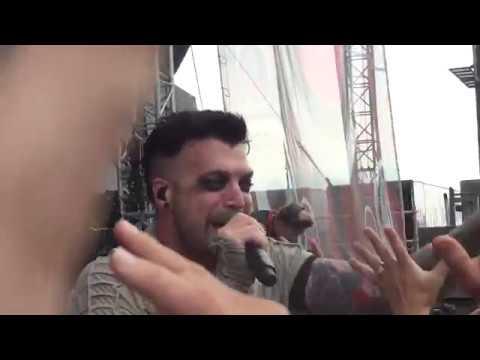 Starset - Carnivore + Bringing It Down + My Demons Rock USA 2019 Oshkosh Wisconsin 07 / 20 / 2019