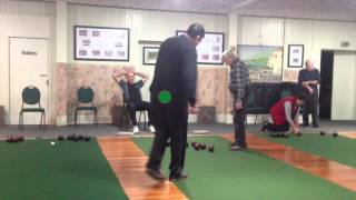 preview picture of video '2014 Dalmatian Indoor Bowls Pairs Championship'