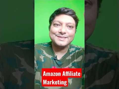 Amazon Affiliate Marketing 🔥🔥 #shorts #onlineearning