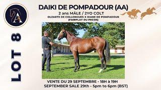 Video  de DAIKI DE POMPADOUR #3