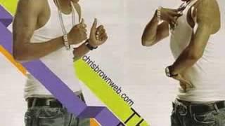 Hold Up- Chris Brown ft. Big Boi (With Lyrics)