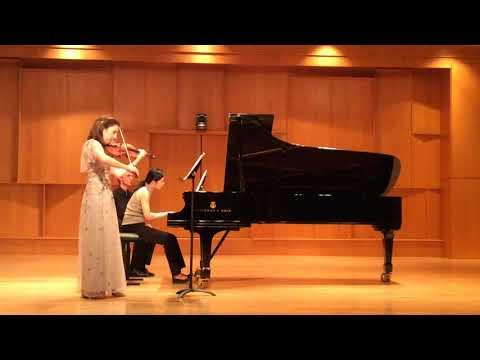 Mythes,  op. 30 - Karol Szymanowski  DMA solo recital