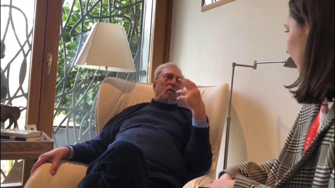 Virginia Zonca: 10 domande a mio nonno Cesare