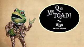 BONUS VIDEO REVIEW - Mr. Toad of 'The Times' (Series 5, Episode 2)