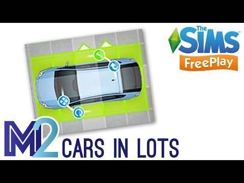 Sims FreePlay - Cars in Lots Quest (Early Access)