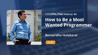 How to Be a Most Wanted Programmer
