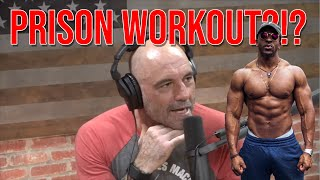 Calisthenics Is For Prison? My Feature In Joe Rogans Podcast