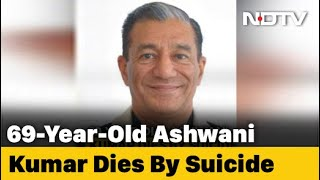 Former CBI Director Ashwani Kumar Dies By Suicide At Shimla Home: Cops - Download this Video in MP3, M4A, WEBM, MP4, 3GP