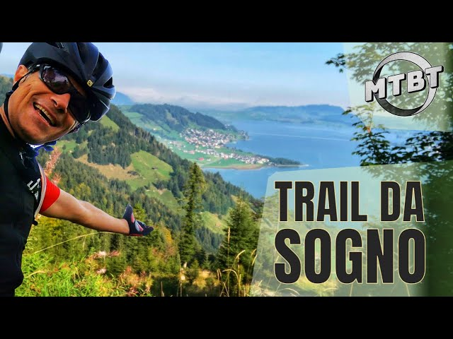 MTB Trail da Sogno - Einsiedeln Svizzera   MTBT