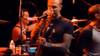 Situation Infatuation - Eve 6 live at The City National Grove of Anaheim 11/21/12