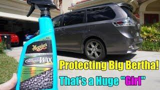 Chemical Guys Blazin Banana Spray Wax Review on my Nissan GTR