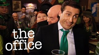 ST. PATRICK'S DAY  - The Office US