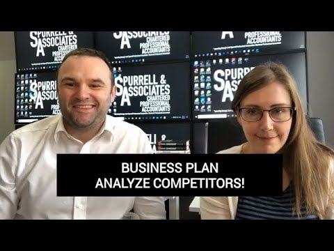 Edmonton Business Coach | Business Plan Analyze Competitors