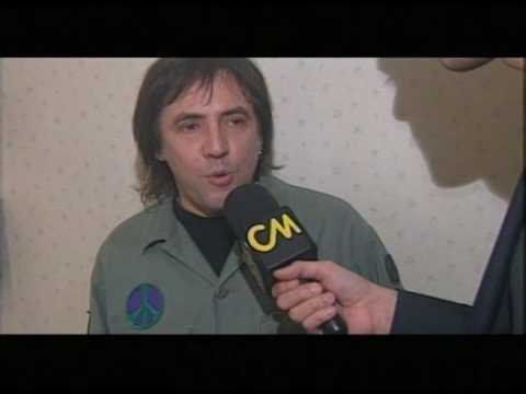Alejandro Lerner video Entrevista 2003 - Honrar la Vida