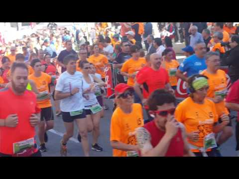 Vídeo de Salida 10km