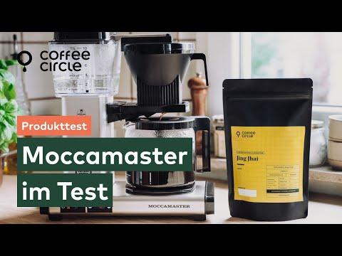 Moccamaster Filterkaffeemaschine im Test: Features, Tipps & Tricks, Unterschiede KBG 741 vs. KBGT 74