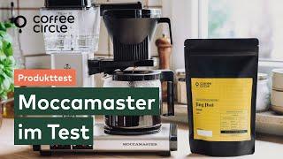 Filterkaffeemaschine Test: Moccamaster KBG 741 & Moccamaster KBGT 741