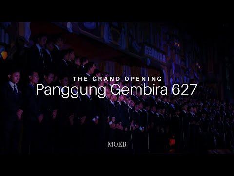 GRAND OPENING PANGGUNG GEMBIRA RH 627 - UNITED GENERATION