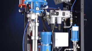WIWA FLEXIMIX 2 - Electronic Plural Component Mixing And Dosing System