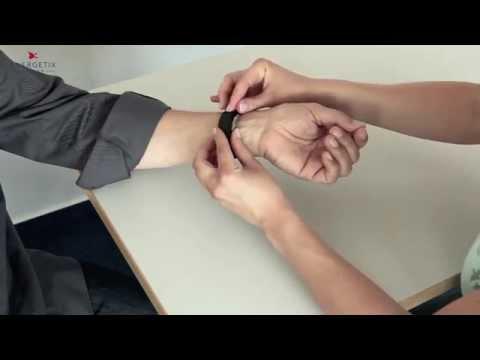 So kürzen Sie das Power-Armband 1821