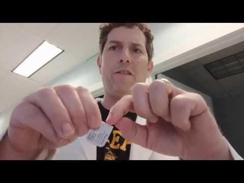 Intravenozna injekcija hipertenzije