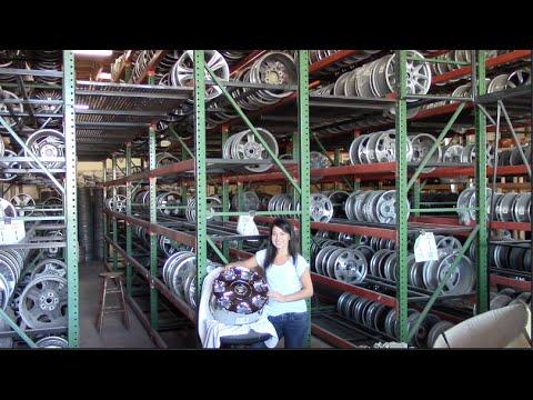 Factory Original Cadillac STS Rims & OEM Cadillac STS Wheels – OriginalWheel.com