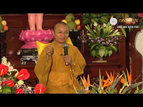 Công đức niệm Phật
