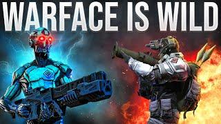 Прохождения миссии в Warface