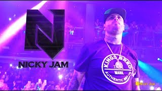 Nicky Jam Performs LIVE at E11EVEN MIAMI