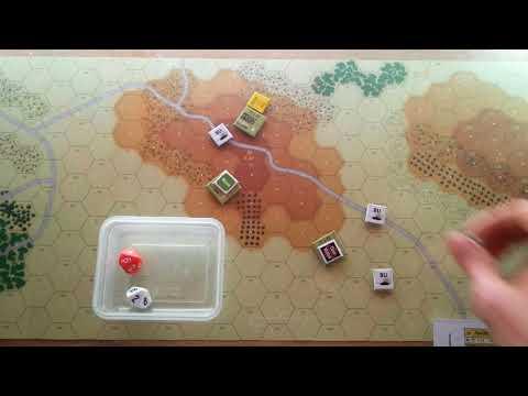 Let's play MBT: Tank vs tank (basic rules) part 2