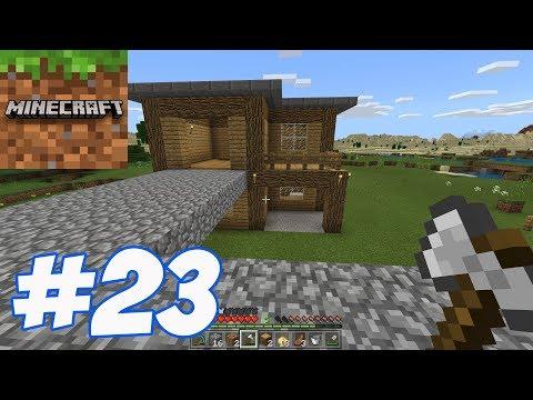 Minecraft – Gameplay Walkthrough Part 23 – Survival (iOS, Android, PC)
