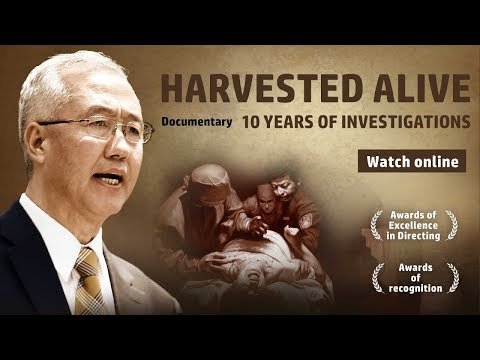 Harvested Alive (2017) - A10 years investigation of Force Organ Harvesting in China