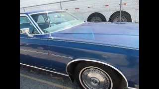 FORD LTD  2 door 1976  Brougham torino mustang Galaxie cougar  Muscle car Mercury 36K miles
