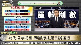 【央視一分鐘】罷韓倒數計時 韓國瑜:對結果坦然接受|眼球中央電視台