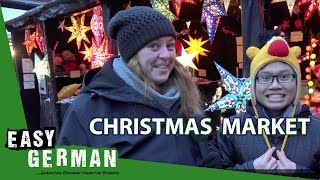 At The Christmas Market | Super Easy German (10)
