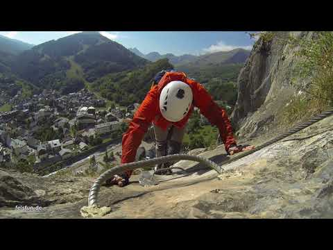 Via Ferrata Poingt Ravier 2017
