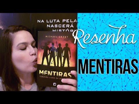 Resenha: Mentiras [Gone #03] - Michael Grant | Laila Ribeiro