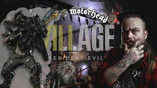 Sturming Heisenbergs factory - Resident Evil Village - ep 10