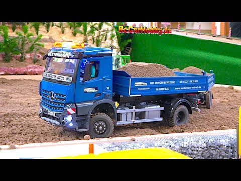 AMAZING R/C TRUCK ACTION At Black Forest Ottenhöfen 2018 - Part 3
