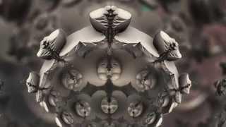 The Fractal Cathedral - Mandelbulb 3D Fractal Animation