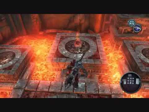 Darksiders Walkthrough - Paul's Gaming - part13 - Ice Demons