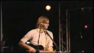 Death Cab For Cutie - Grapevine Fires (Live)