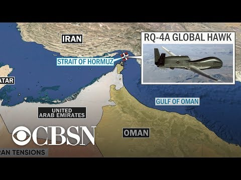 """Iran says it will """"firmly confront"""" U.S. aggression"""
