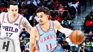 Philadelphia 76ers Vs Atlanta Hawks   Full Game Highlights | April 3, 2019 | 2018 19 NBA Season