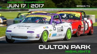 MX-5_Cup - OultonPark2017 Rounds10 11 and 12