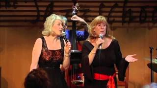 In A Mellotone – Kathy Blackburn & Lisa Lindsley at the JazzSchool