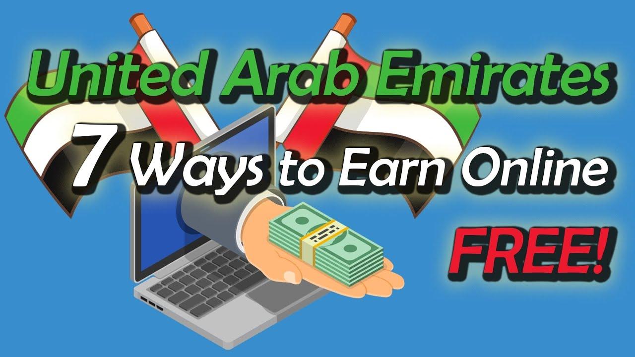 How to Make Money Online in UAE totally free (7 Legit Methods) thumbnail